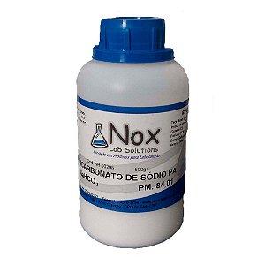 Bicarbonato de Sodio P.A. 500 grs Nox