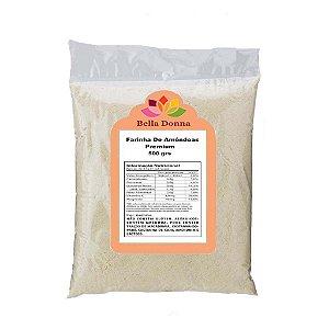 Farinha de Amêndoas Premium 500 grs