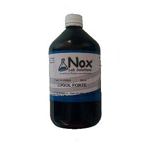 Lugol Forte Solução 500 ml