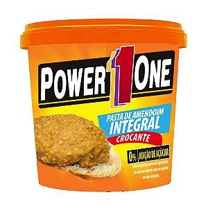 Pasta de Amendoim Integral - Crocante 1 kg - Zero Açucar