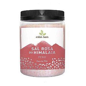 Sal Rosa Do Himalaia Gourmet Fino Estar Bem 1 Kg