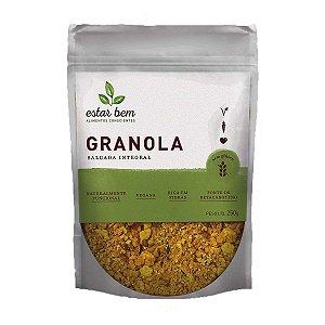 Granola Salgada Integral Sem Glúten 250 grs