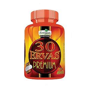 30 Ervas Premium 120 Cáps 525 mg Katiguá