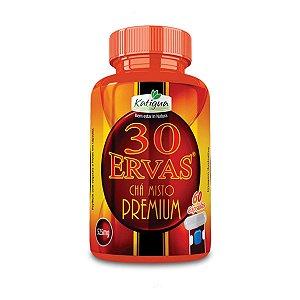 30 Ervas Premium 60 Cáps 525 mg Katiguá