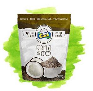 Farinha de Coco 200 grs Dinococo