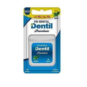 Fio Dental Dentil Premium 100 metros