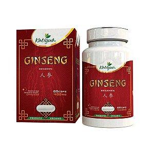Ginseng Renshen 60 Cáps 400 mg Katigua