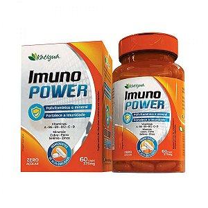Imuno Power 375 mg 60 Cáps Katiguá