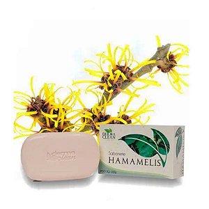 Sabonete Hamamelis 100 grs Derma Clean