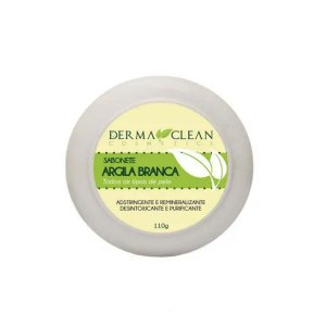 Sabonete Argila Branca 110 grs Derma Clean