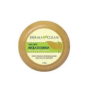 Sabonete Argila Dourada 110 grs Derma Clean