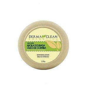 Sabonete Argila Dourada com Copaíba 110 grs Derma Clean
