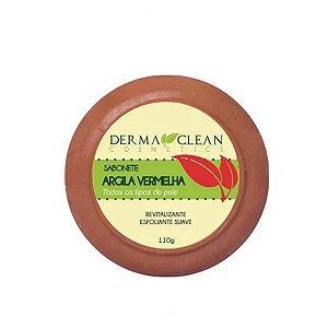 Sabonete Argila Vermelha 110 grs Derma Clean