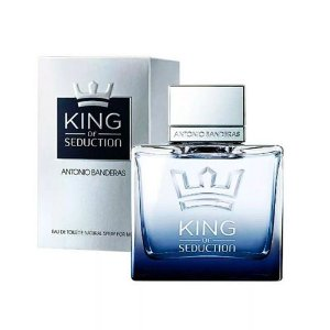 Antonio Banderas King Of Seduction - Perfume Masculino - EDT / 100ml