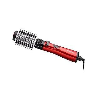 Escova Rotativa Beauty 1000W Vermelha 127v Multilaser - EB08