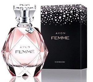 Avon Famme - Deo Parfum Feminina / 50ml