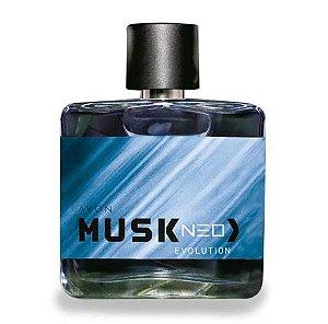Avon Musk Neo Evolution - Colônia Masculina / 75ml