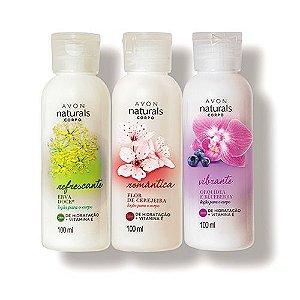 Avon Naturals - Estojo Loções Hidratantes Corporais