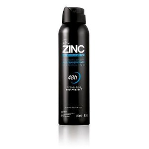 Jequiti Zinc Action - Antitranspirante Masculino / 150ml