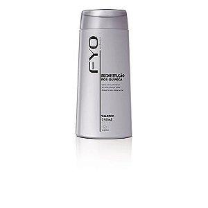 Jequiti Fyo Profissional - Shampoo Reconstrução Pós-Química / 250ml