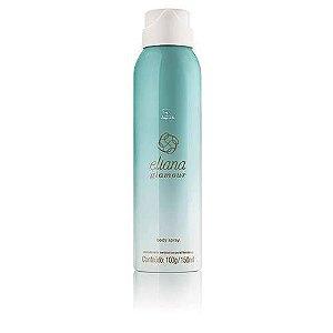 Jequiti Eliana Glamour - Desodorante Aerossol Corporal Body Spray / 100g
