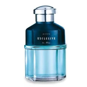Avon Exclusive In Blue - Colônia Masculina / 100ml