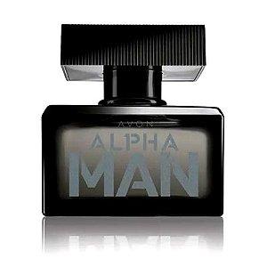 Avon Alpha Man - Colônia Masculina / 75ml