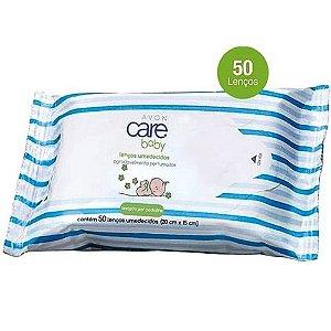 Avon Care Baby - Lenços Umedecidos / 20cm x 15cm