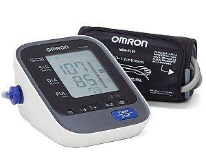 Monitor de Pressão Arterial de Braço HEM7320 Omron
