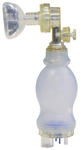 Reanimador Manual Neonatal em Silicone Autoclavável 134° AMBU