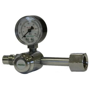 Válvula Reguladora para Cilindro de Gás Carbônico