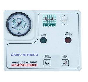 Painel de Alarme para Rede de Gases – Óxido Nitroso
