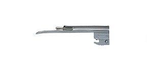 Lâmina Reta para Laringoscópio Convencional n° 1 - Protec
