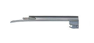 Lâmina Reta para Laringoscópio Convencional n° 2 - Protec