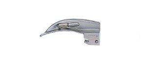 Lâmina Curva para Laringoscópio Convencional n° 0 - Protec