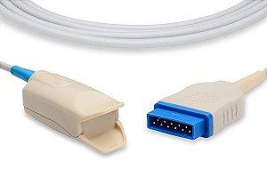 Sensor de Oximetria Compatível com GE MARQUETTE (Nellcor Oximax)