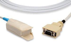Sensor de Oximetria Compatível com NELLCOR (N395) - Clip