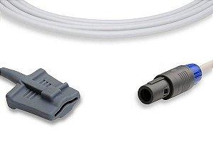 Sensor de Oximetria Compatível com OMNIMED (Redell 5) - Soft