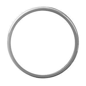 Anel do Diafragma Adulto Estetoscópio Spirit - Cinza