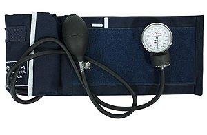 Esfigmomanômetro Adulto Grande com Fecho em Velcro