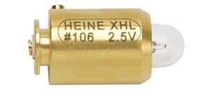 Lâmpada Xenon Halógena XHL #106 Heine
