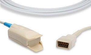 Sensor de Oximetria Compatível com Nonin - Clip