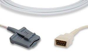 Sensor de Oximetria Compatível com Nonin - Soft