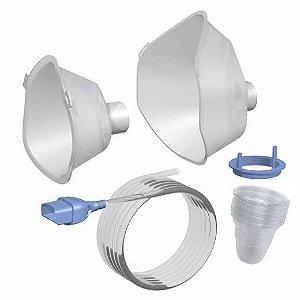 Kit Inalador Ultrassônico Respiramax Modelo NOVO