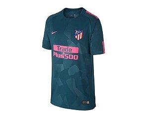 Camisa Chelsea Away 17 18 s n° - Torcedor Nike Masculina - Off White ... a6bdefe52ad60