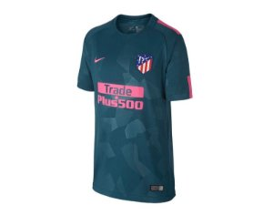 cd8c13f9a8ffc Camisa Atlético de Madrid Third 17 18 s n° - Torcedor Nike Masculina