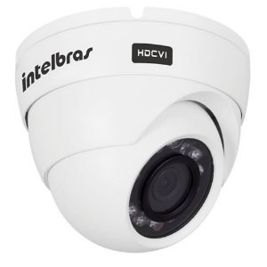 CÂMERA DOME 1120D G5 INTELBRAS MULTI HD LENTE DE 3.6MM - INTELBRAS