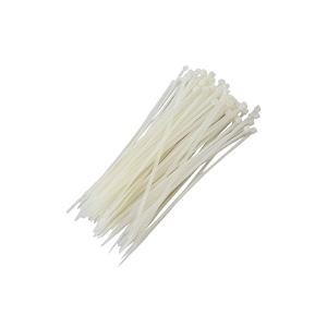 Abraçadeiras de Nylon para Lacre 3,0mm x 150mm - Branca