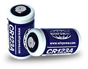 Bateria Cr123a 3v - Unidade