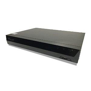 DVR Tecvoz 08 Canais Flex HD Linha Inteligente TV-P5008